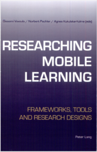Researching Mobile Learning