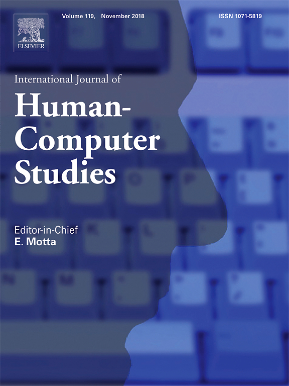 https://www.sciencedirect.com/journal/international-journal-of-human-computer-studies